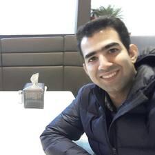 Hamed felhasználói profilja