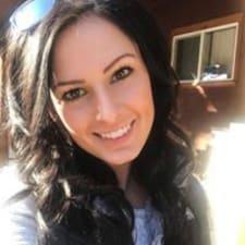 Stephanie felhasználói profilja
