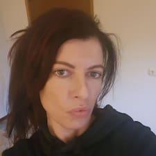 Rowena - Uživatelský profil