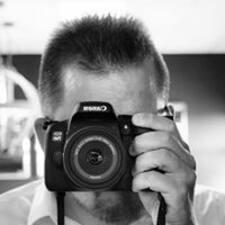 Jeroen felhasználói profilja