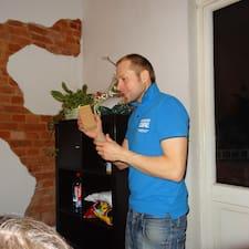 Henkilön Markus käyttäjäprofiili