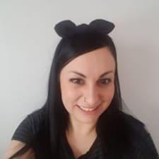 Nadia felhasználói profilja