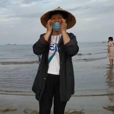 Hongmei felhasználói profilja