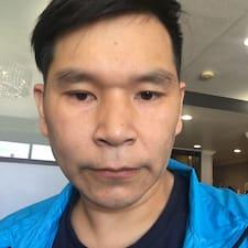 Profil utilisateur de Honggang