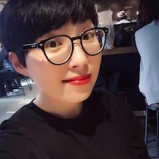 蓁 User Profile