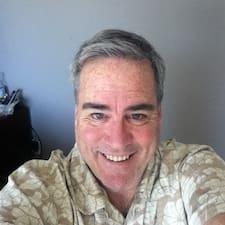 Cory felhasználói profilja
