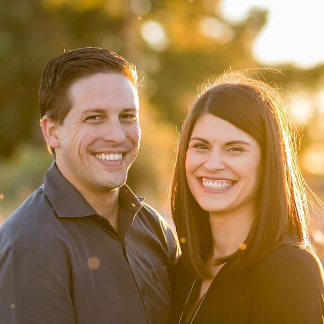 Ryan & Sarah felhasználói profilja