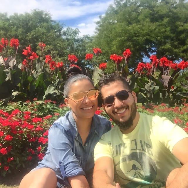 Erica & Daniel felhasználói profilja