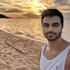 Amrish - Uživatelský profil