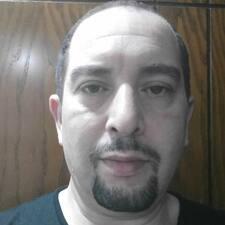 Youcef felhasználói profilja