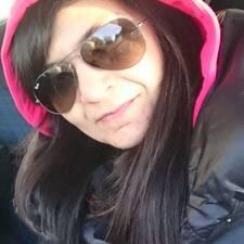 Profil utilisateur de Sabrina