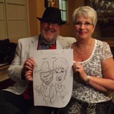 David And Lynda è un Superhost.