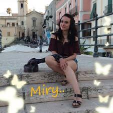 Perfil de usuario de Miry