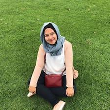 Profil utilisateur de Rakhmarina