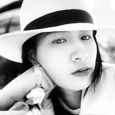 Shuuu felhasználói profilja