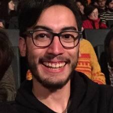 Gebruikersprofiel Andrés
