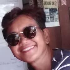 Användarprofil för Pranee