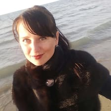 Ольга Brugerprofil