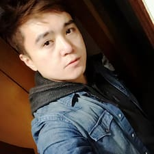 Profil utilisateur de Kelvin