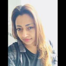 Taniya User Profile