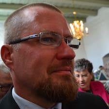 Jørgen felhasználói profilja