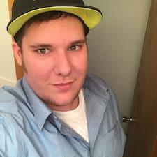 Nathan felhasználói profilja
