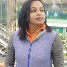 Anuradhi felhasználói profilja