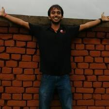 Mrityunjay Brukerprofil
