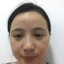 丽 felhasználói profilja