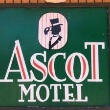 Perfil do utilizador de Ascot