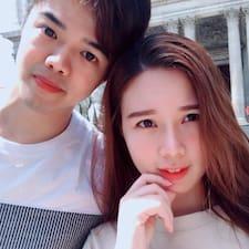 Krystal&Jason User Profile