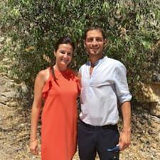 Profilo utente di Charlène & Stéphane