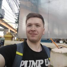 Aleksandr - Uživatelský profil