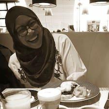 Aida Farhana - Profil Użytkownika