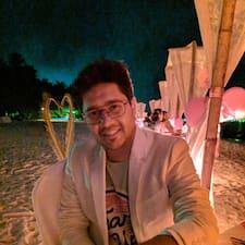 Deepesh User Profile