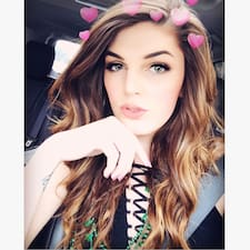 Oliviah User Profile