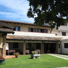 Casa Shangri-La Agriturismo ist der Gastgeber.