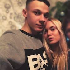 Миша felhasználói profilja