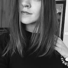 Clelia felhasználói profilja