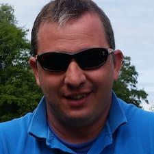 Frederic Brukerprofil