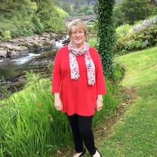 Mary Ellen felhasználói profilja