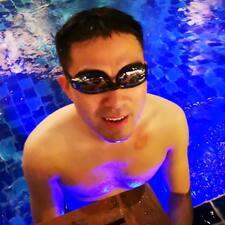 Henkilön Congying käyttäjäprofiili
