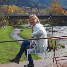 Michaela Brukerprofil