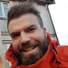 Användarprofil för Øyvind Adler