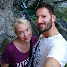 Patricia & Ivan User Profile