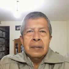 Melquiades felhasználói profilja