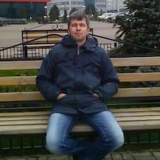 Рустем felhasználói profilja