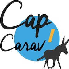 Cap - Uživatelský profil