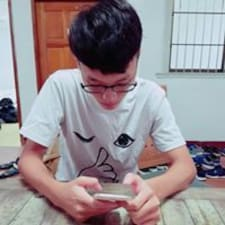 凱富 User Profile
