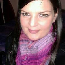 Maria Rita felhasználói profilja